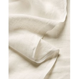 ORGANIC BED LINEN : 100% organic cotton sateen pillowcase