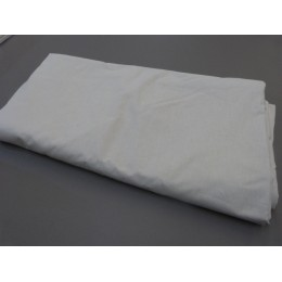 ORGANIC BED LINEN : 100% organic cotton flat sheet