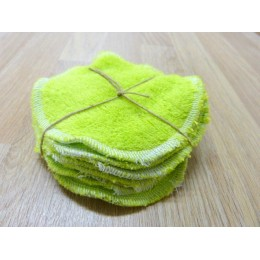 Washable wipe acid green - 8 units