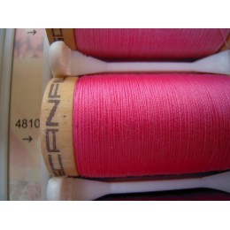 Organic cotton thread Color: Pink