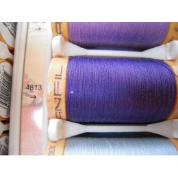 Organic cotton thread Color: Purple