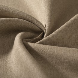 Natural color heavyweight linen GOTS certified