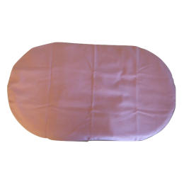 Organic cotton pink topponcino cover