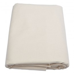 Cream organic cotton duvet cover