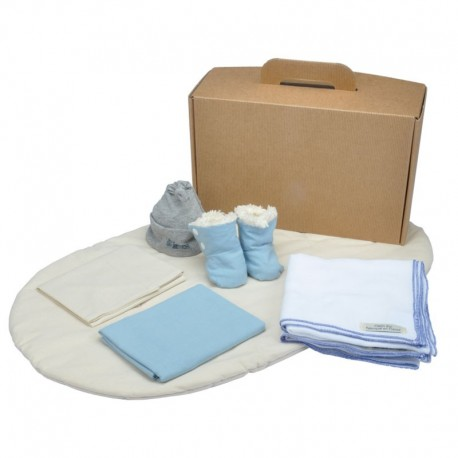 Newborn gift box 100% organic cotton