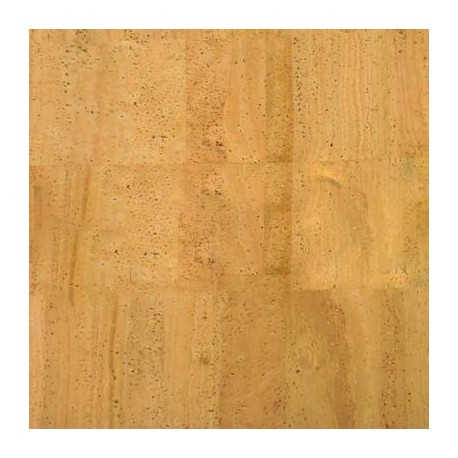 Cork leather natural color for clothing