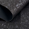 Black with silver cork leather - Sample