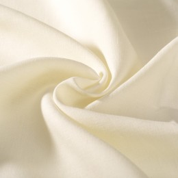 White mediumweight linen - Sample