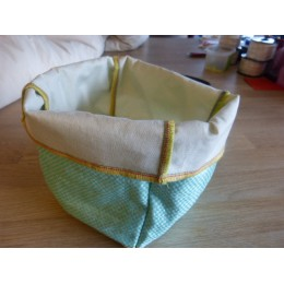 Basket for wipes 15 x 15 cm
