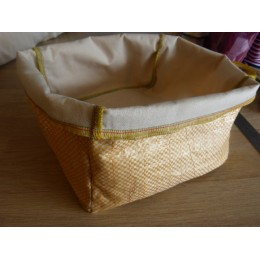 Basket for wipes 21 x 21 cm