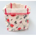 Basket for wipes 10 x 10 cm