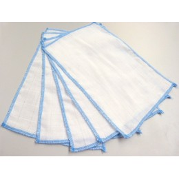 Mini washable wipe - 5 sheet