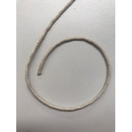 Natural linen cord 2 mm diameter