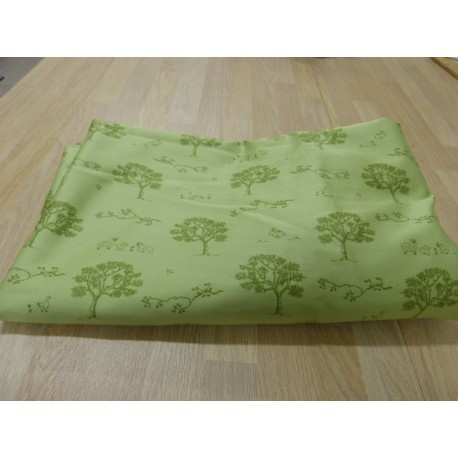 Easy use Green Trees organic cotton duvet cover